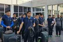 بازیکنان استقلال خوزستان بدون هیچ خطری فرود آمدند
