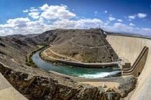 ورودی آب به سد زاینده رود افزایش یافت