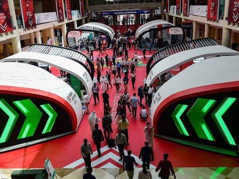 نمایشگاه جیتکس ۲۰۱۹ در دبی + تصاویر