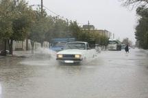 بارش شدید باران در سمیرم خسارت چندانی نداشت