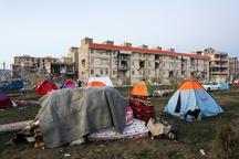 بازسازی ۱۱۷۵ خانه مددجویان بهزیستی زلزله زده توسط سپاه
