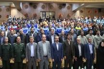 برگزیدگان جامعه کار و تولید استان اردبیل تجلیل شدند