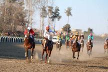 رقابت 47 راس اسب در هفته 24 مسابقات اسبدوانی گنبدکاووس
