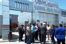290 هزار مسافر از پایانه مرزی بیله سوار تردد کردند