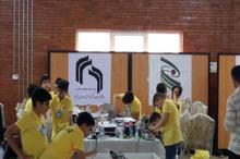 پانزدهمین المپیاد جهانی رباتیک در کرمان برگزار شد