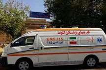 مصدوم شدن 3 نفر در مجلس عروسی در گتوند