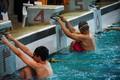 رقابت های شنای قهرمانی کشور در شیراز آغاز شد