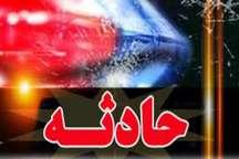 فوت عابر پیاده در حادثه رانندگی تبریز