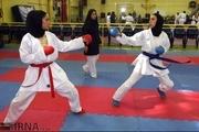 طرح استعدادیابی رشته کاراته در استان اصفهان اجرا میشود