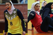 2 گلستانی به تیم ملی والیبال زنان دعوت شدند