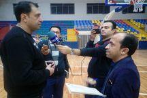 امیدواری شهرداری گرگان به سکونشینی در لیگ برتر بسکتبال