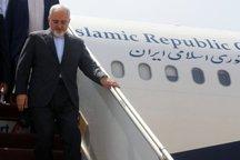 کنایه الشرق الاوسط به ترامپ: ظریف بر عکس آمریکایی ها علنی به عراق رفت