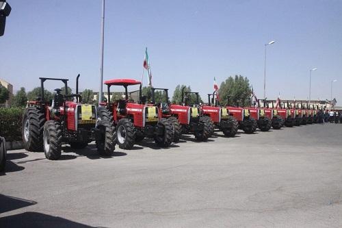 350 دستگاه خودرو و تراکتور به مددجویان جنوب کرمان واگذار شد