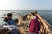 دستگیری 6 صیاد متخلف ماهی در شهرستان هریس