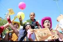 جشنواره تئاتر خیابانی مریوان، پیام آور فرهنگ و شادی