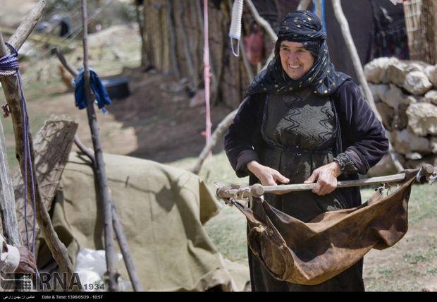 بانکها، مانع بزرگ ورود گردشگران به زندگی عشایر کرمانشاه