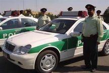 آذرخش پلیس برای کاهش تصادف در راههای گیلان