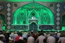 بزرگداشت عید غدیر و یادواره شهیدان دولت در کلاله برگزار شد