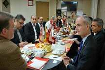 نایب رئیس صلیب سرخ: آموزش خطرات مین در ایران موفق است