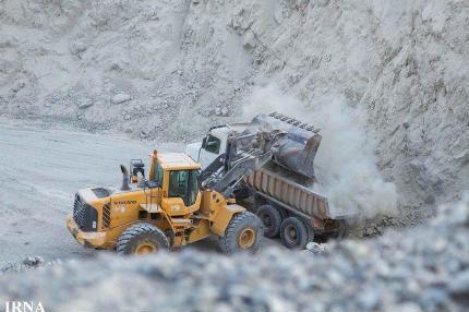 3 پهنه معدنی جنوب کرمان به سرمایه گذار واگذار شد