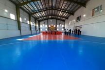 بهرهبرداری از سالن ورزشی چند منظوره در سبزوار