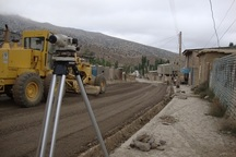 زیرسازی 30هزار مترمربع معابر روستایی بوشهر انجام شد