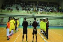 70 تیم در مسابقات فوتسال جام رمضان ساوه حضور دارند