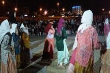 جشنواره بازی های محلی گیلان در آستارا برگزار شد