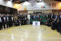 160 دانشجو در نخستین کنسرسیوم مسابقات ورزشی ایران شرکت کردند