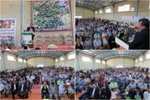 برگزاری جشنواره سیب گلاب در شهرستان آوج
