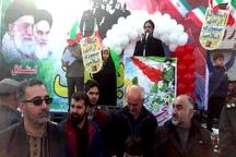 انقلاب اسلامی ایران پرچمدار استکبار ستیزی در جهان است