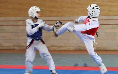 حریفان تکواندوکار هرمزگانی در رقابتهای نونهالان قهرمانی آسیا مشخص شدند