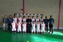تیم هندبال نوجوانان ارومیه به مرحله نهایی کشور صعود کرد
