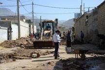 170 خانه مددجویان کمیته امداد در سیل شیراز خسارت دید