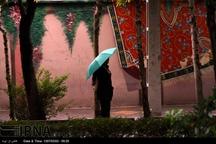 تصویر روز : اصفهان پس از بارش باران بهاری (سوم خرداد 97 )