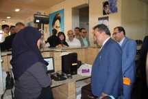 28  هزار و 532 خانواده در مدارس فارس اسکان داده شدند