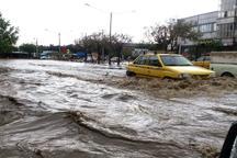 میانگین بارندگی در لرستان به 848 میلی متر رسید