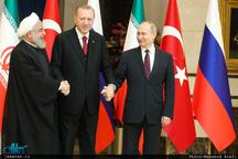 برگزاری دیدار سهجانبه میان ایران، روسیه و ترکیه در مسکو