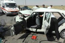رئیس مرکز اورژانس: 124 تن در حوادث رانندگی امسال در قم جان باختند