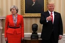 نخست وزیر انگلیس به همدستی با ترامپ علیه اروپا متهم شد
