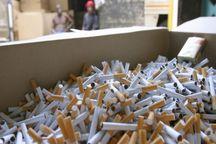 بیش از 181 هزار نخ سیگار قاچاق در میاندوآب کشف شد