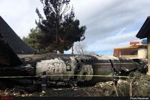 اسامی کامل جان باختگان سانحه سقوط هواپیمای ارتش  انتقال اجساد به پزشکی قانونی