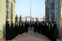 بقاع میقات الرضا سبزوار آماده پذیرایی زائران شدند