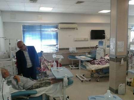 بیماران کلیوی آستارا ، چشم انتظار دست های مهربان خیران