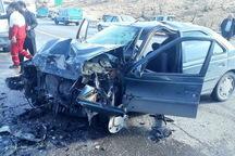 حادثه رانندگی در اسلام آباد جان یک تن را گرفت