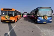 ۸دستگاه اتوبوس جدید وارد ناوگان حمل و نقل عمومی شهر ارومیه شد