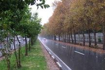 بارش باران در نواحی غربی و مرکزی فارس ادامه می یابد