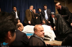Image result for عکس مراسم تشییع جنازه هاشمی رفسنجانی