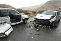 یک نفر در حادثه رانندگی درطارم سفلی جان باخت
