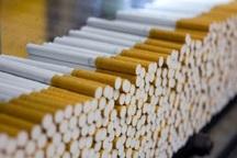 90 هزار نخ سیگار خارجی قاچاق در قزوین کشف شد